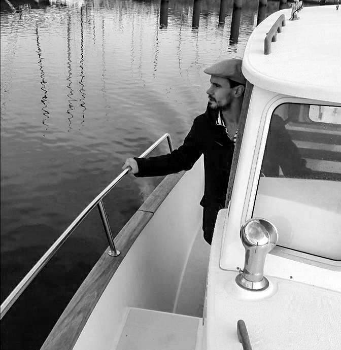 Florent Guerit, le Capitaine